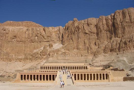 Excursion à Louxor depuis Dahab