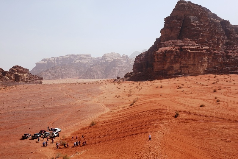 Petra and Wadi Rum Tours from Aqaba