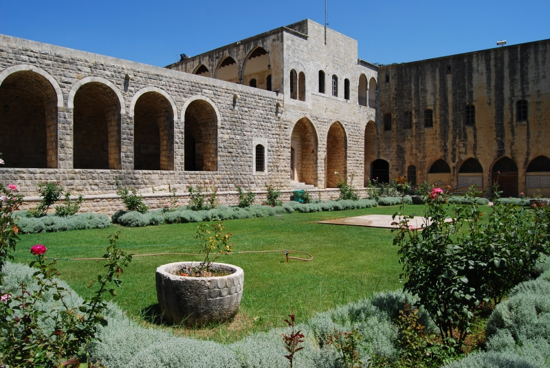 The Beiteddine Palace