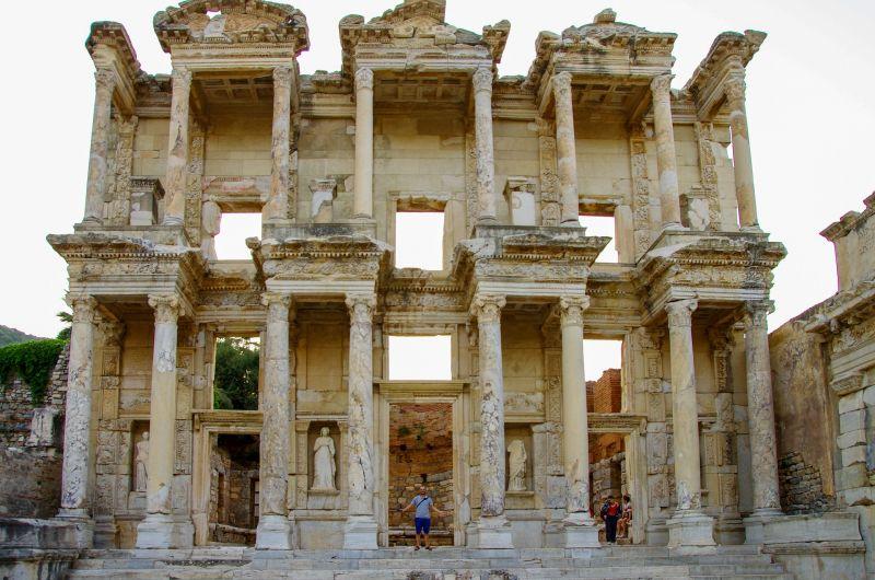 Descubra o Templo de Artemis