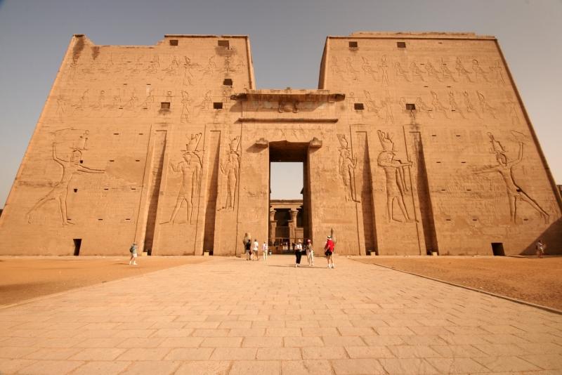 Tempio di Horus a Edfu