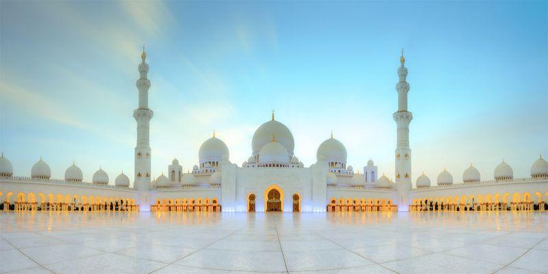 La Mezquita Sheikh Zayed