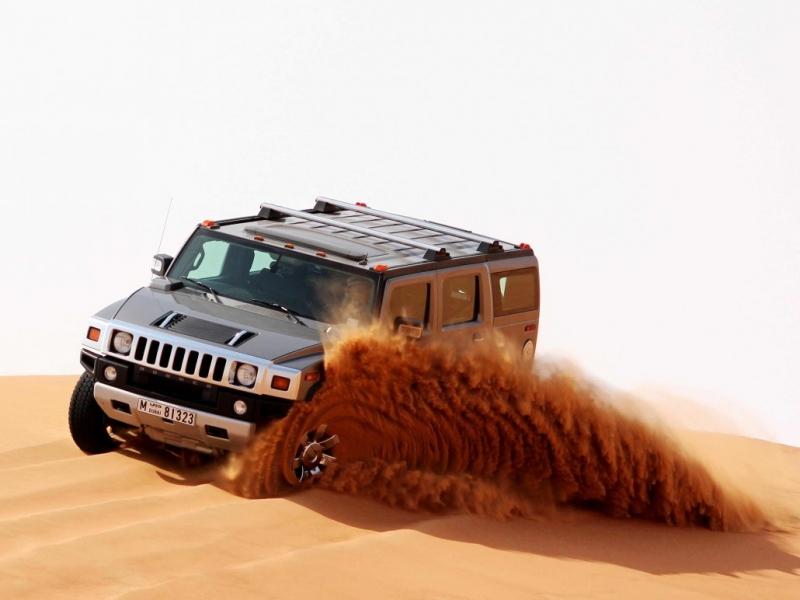 Dubai Hummer Safari