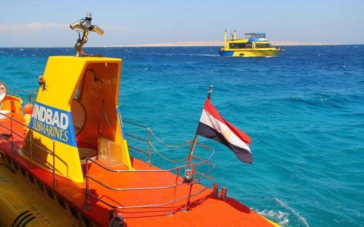 Sindbad Submarine, Hurghada