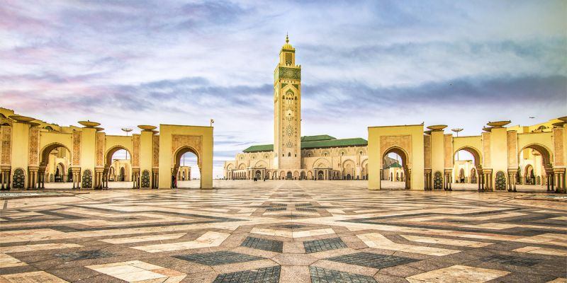 A bela Casablanca