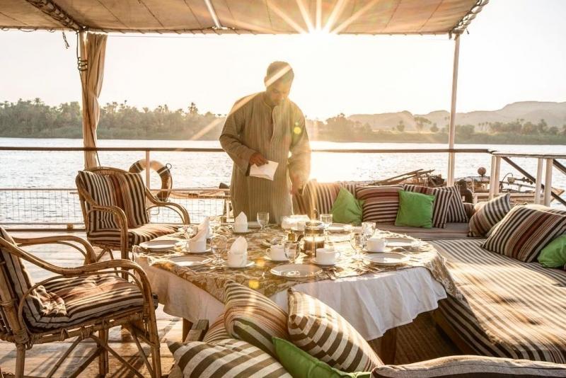 Nour El Nil Dahabiya Cruise