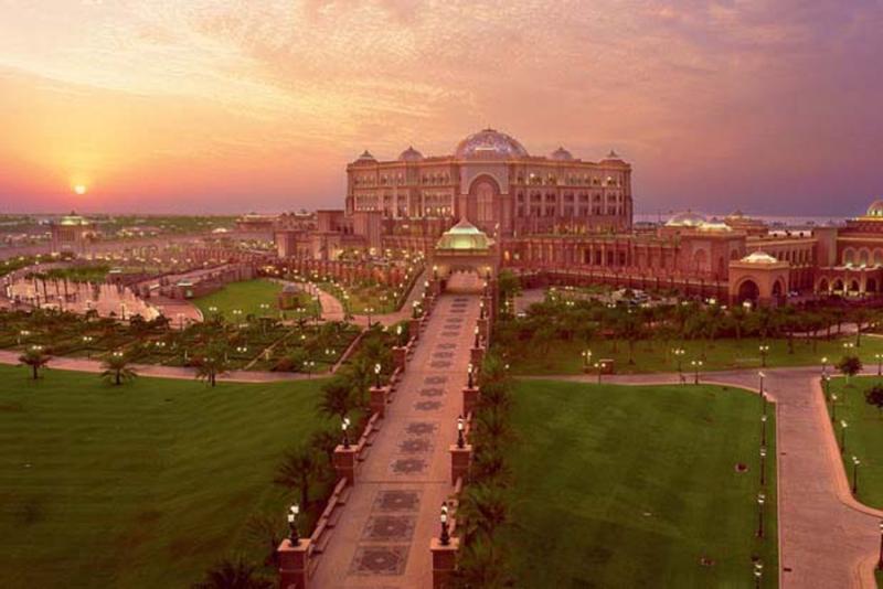 Emirates Palace Abu Dhabi | Emirates Palace Hotel | About ...