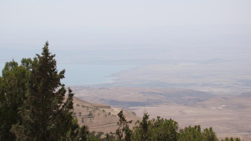 Mount. Nebo