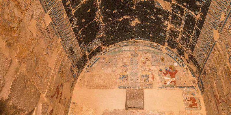 Totentempel der Hatschepsut: Hatschepsut Tempel