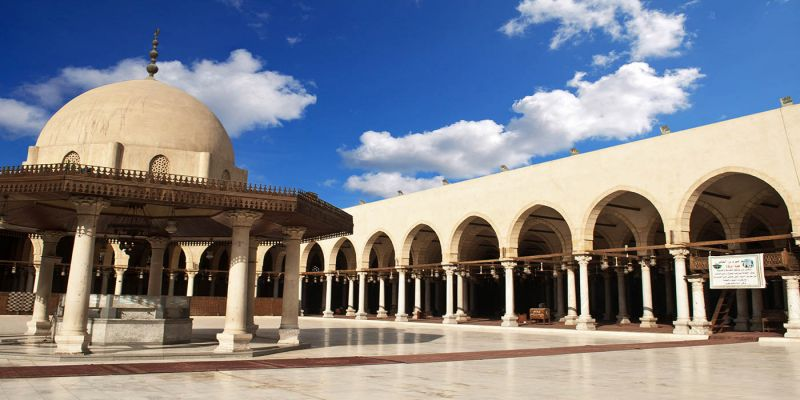 Amr Ibn Al Aas Mosque | Old Cairo