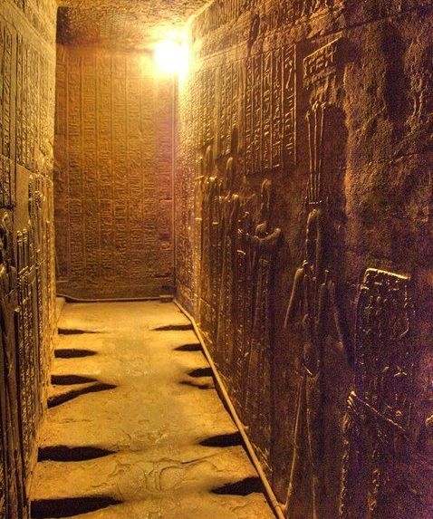 Templo de Osíris, Abidus