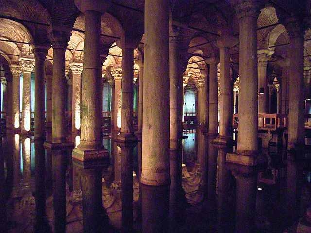 Citerne-Basilique d'Istanbul