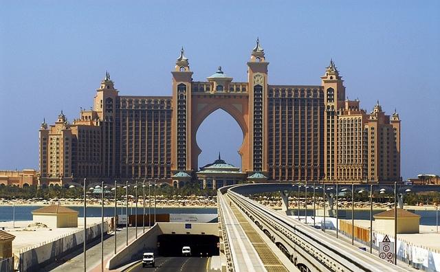 Hôtel Atlantis, Dubaï