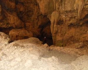 Teeq Cave and Tawi Ateer Sinkhole Oman