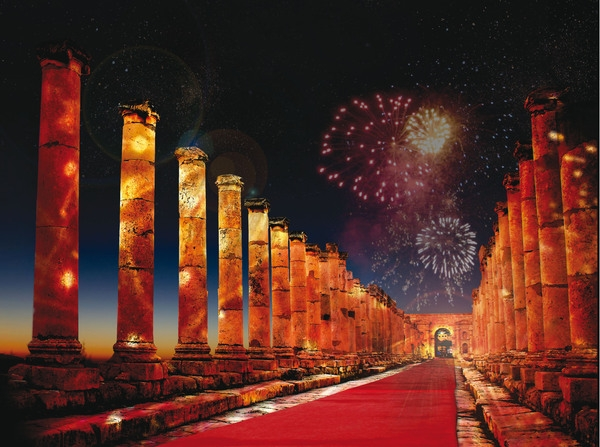 Jerash Festival of Culture and Arts