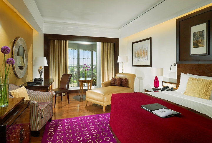 Signature Room - King bed - Fairmont Heliopolis Hotel Cairo