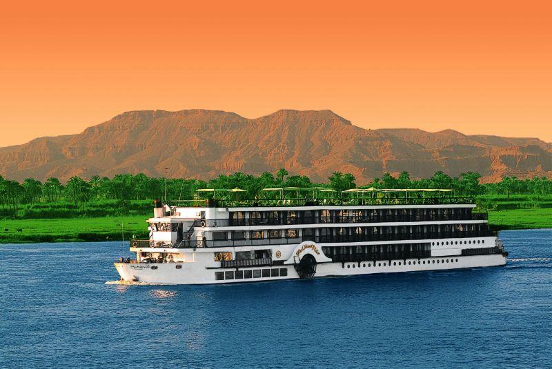 Crucero Nilo Oberoi Philae