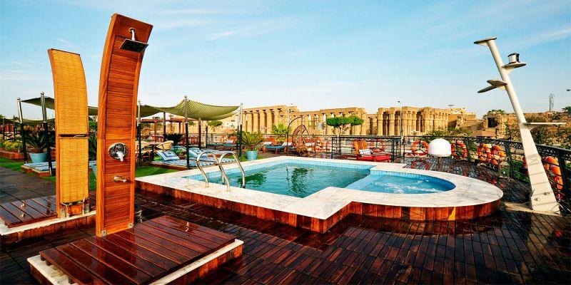 Nile Cruise from Luxor | MS Mayfair Nile Cruise