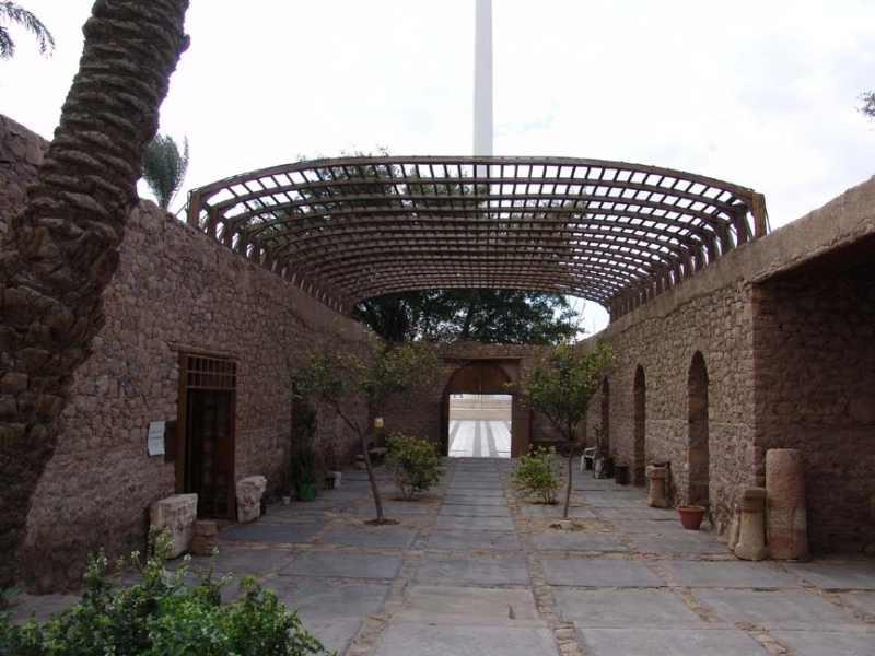 アカバマムルーク要塞、ヨルダン