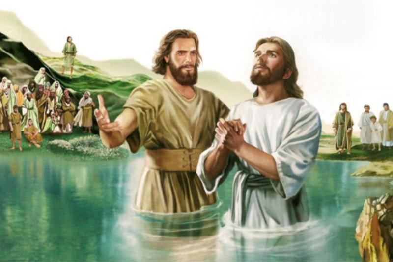 Batismo de Cristo