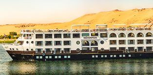 Movenpick Sun Ray Nile Cruise