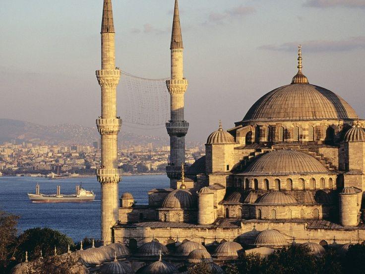 Passeio a Istambul e Capadócia