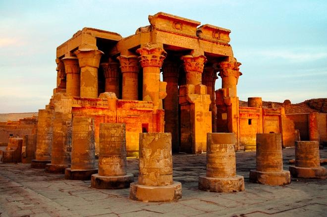 Kom Ombo, Egito
