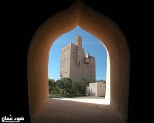 Al Fiqayn Fort in Oman