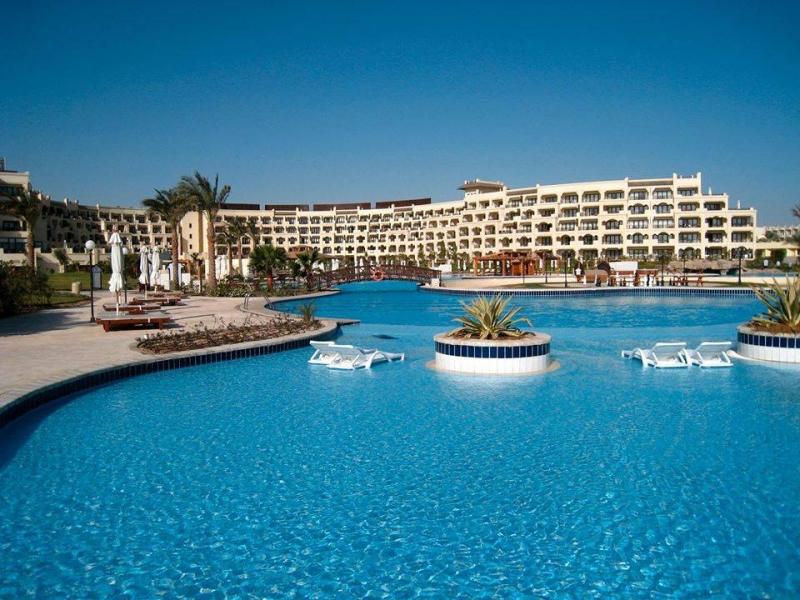 Swimming Pools of Steigenberger Al Dau Beach Hotel Hurghada
