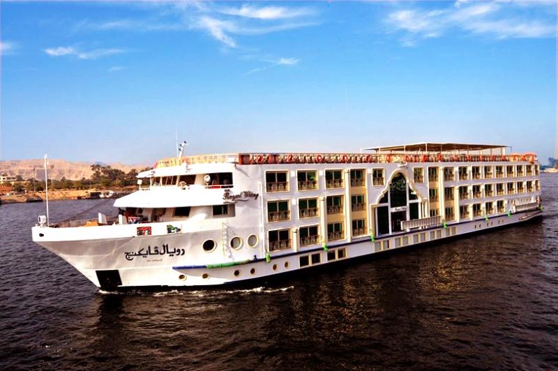 MS Royal Viking Nile Cruise Luxor
