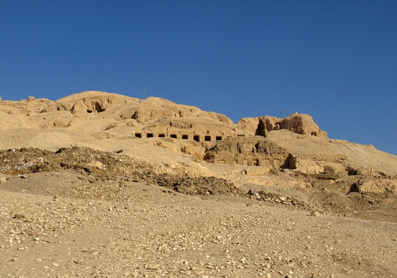 Tombs of the Nobles, Luxor