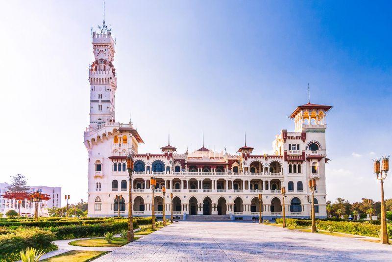 Alexandria History