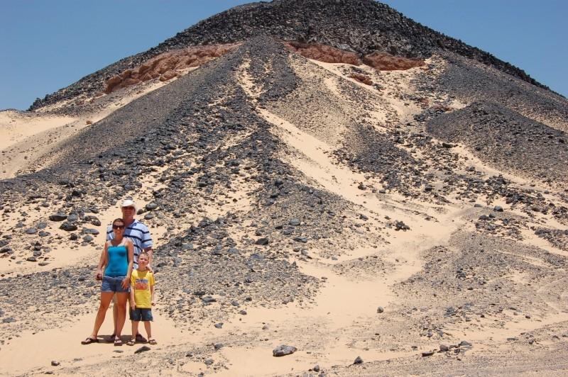黑沙漠,西部沙漠