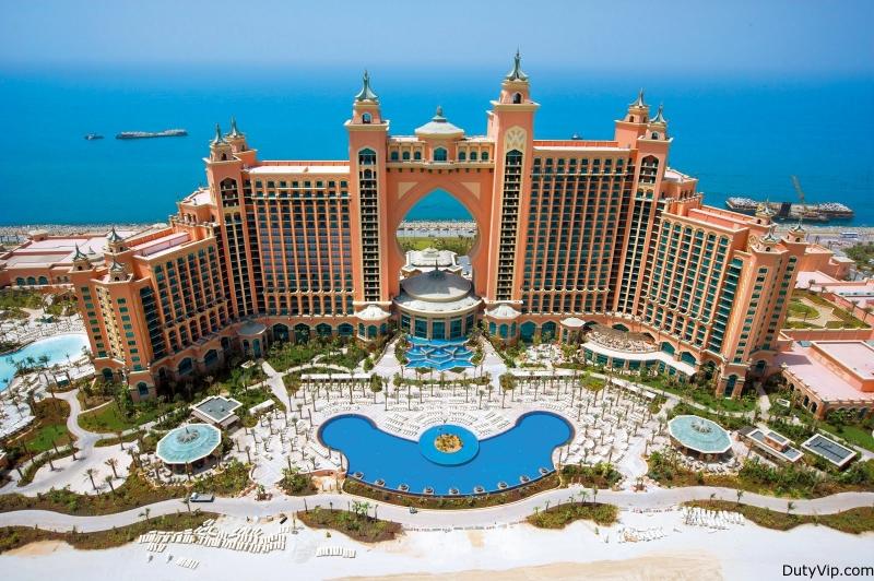 El Hotel Atlantis