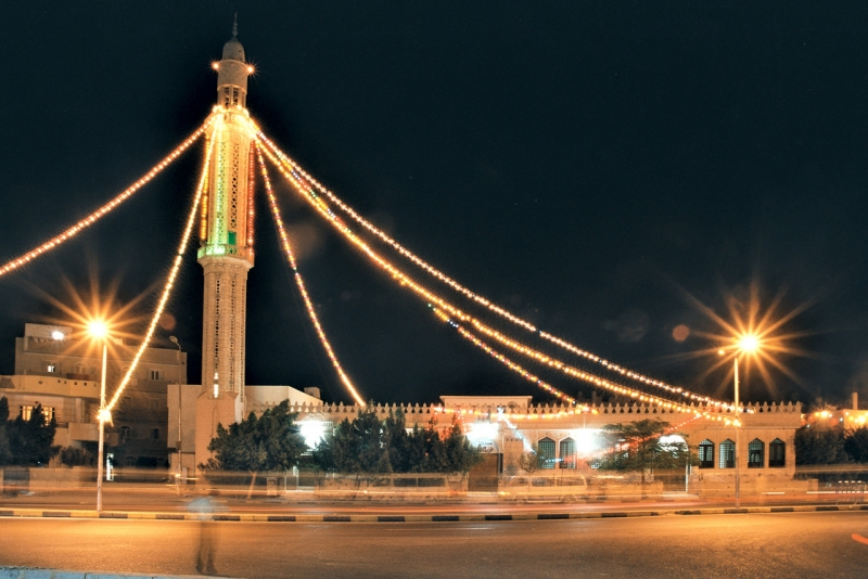 Ramadan Lights in Egypt