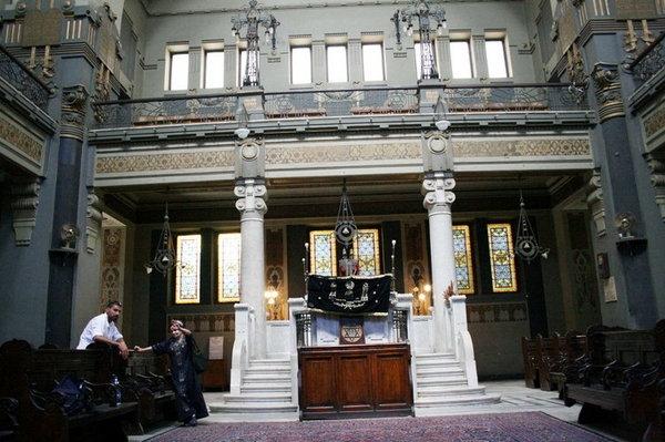 Jewish Synagogue | Ben Ezra