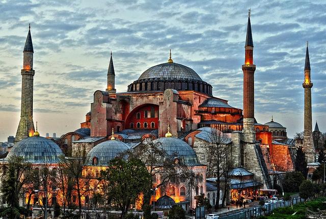 Istanbul Sultanahmet – Bonde Elétrico
