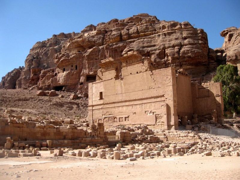 Qasr el Bent, Petra