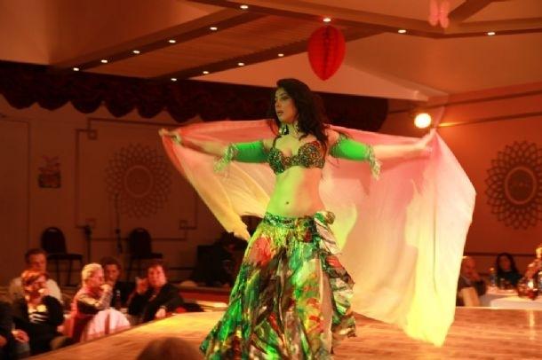 Dança do Ventre Show - Turquia