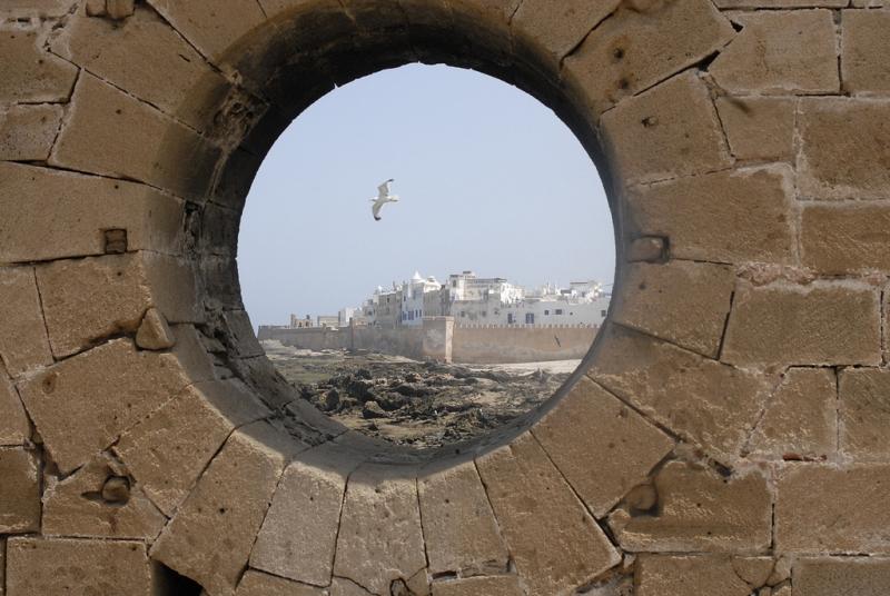 Fort in Essaouira