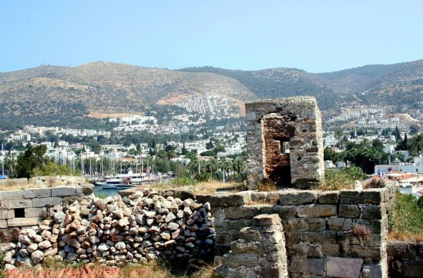 Bodrum City Ruins