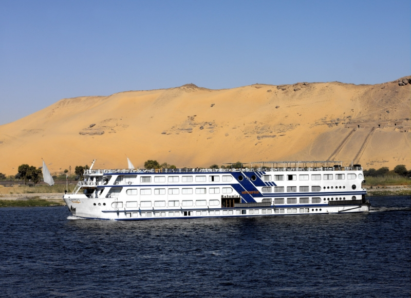 A Nile Cruise from Luxor to Aswan