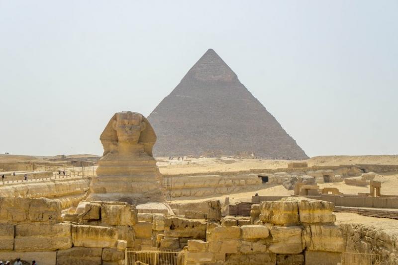 Esfinge, Egito