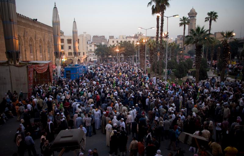 Moulid à la Mosquée Al Hussein