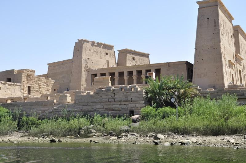 Templo de Filae, Asuán
