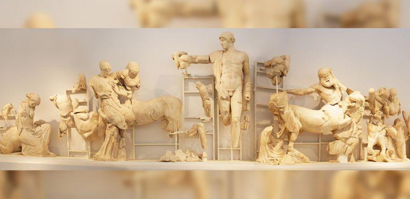 El Museo de Olimpia