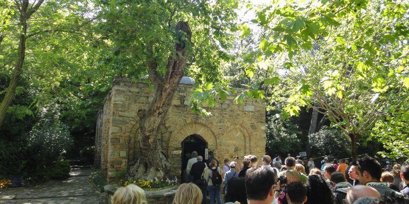 A sagrada Casa da Virgem Maria