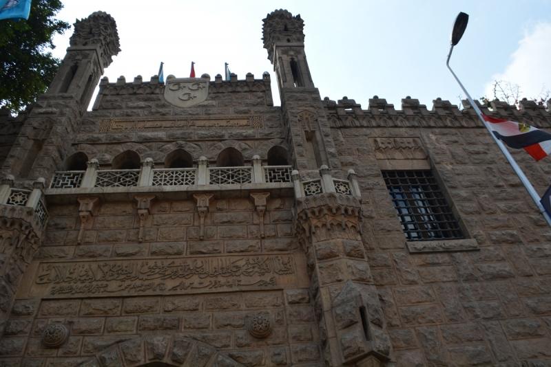 Prince Mohamed Ali Palace at Manial, Cairo