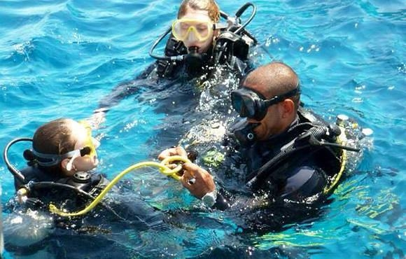 Scuba Diving in Red Sea - Hurghada, Egypt