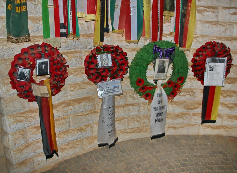 World War II Graves in Al Alamein